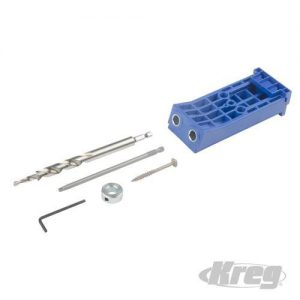 7-delige 'Heavy-Duty' Kreg Jig® set