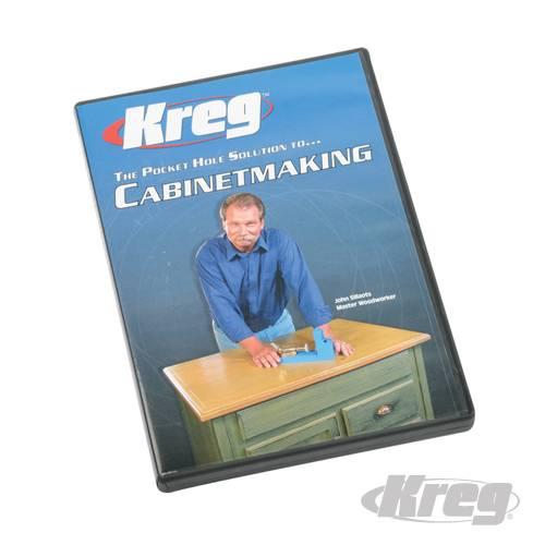Kreg® doe-het-zelf Dvd Kasten