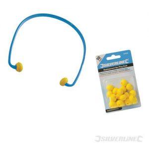 U-band oordoppen, SNR 21 dB