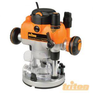 Triton 1400 Watt Precisie bovenfrees met dubbele functie