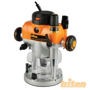 Triton 2400 Watt Precisie bovenfrees
