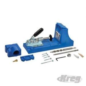 Kreg Jig® boormal set standaard in doos