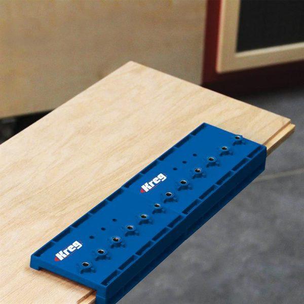 Kreg boormal voor kast planken (8-delige)
