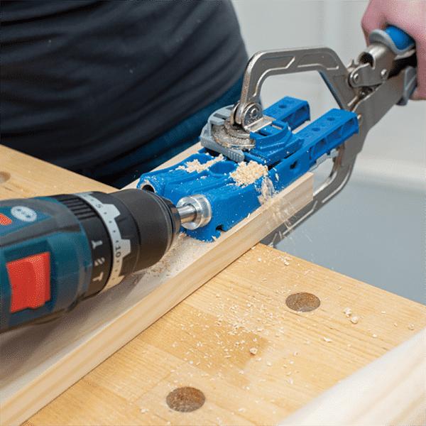 Kreg® Pocket-Hole Jig 320 boormal set voor houtverbinding