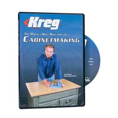 Kreg® doe-het-zelf kasten maken