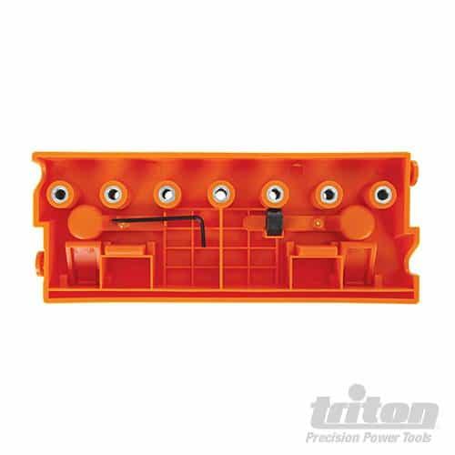 Triton TS kastplanken boormal