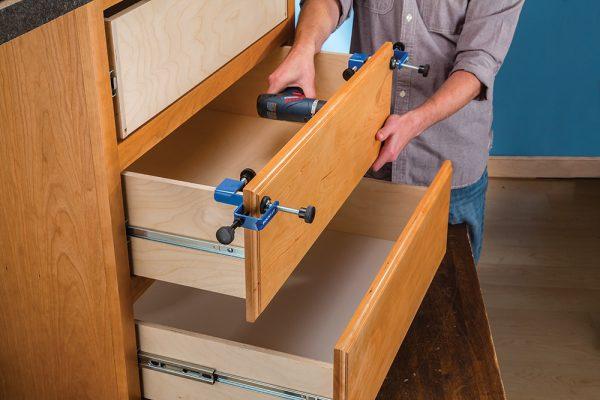 Complete set mallen voor het maken van kasten