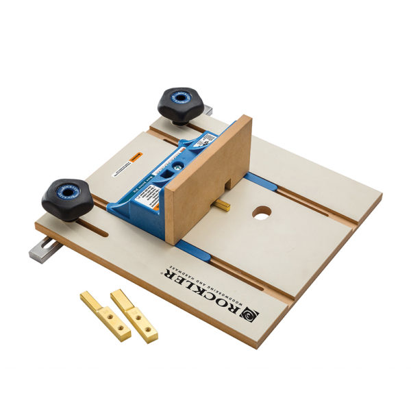 """Rockler Freestafel verbindingsmal 6,35 mm (1/4"""") / 9,5 mm (3/8"""")/ 12,7 mm (1/2"""")"""