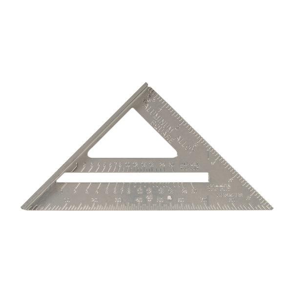 """Silverline Aluminium dakbedekkers meetdriehoek 7"""" (185 mm)"""