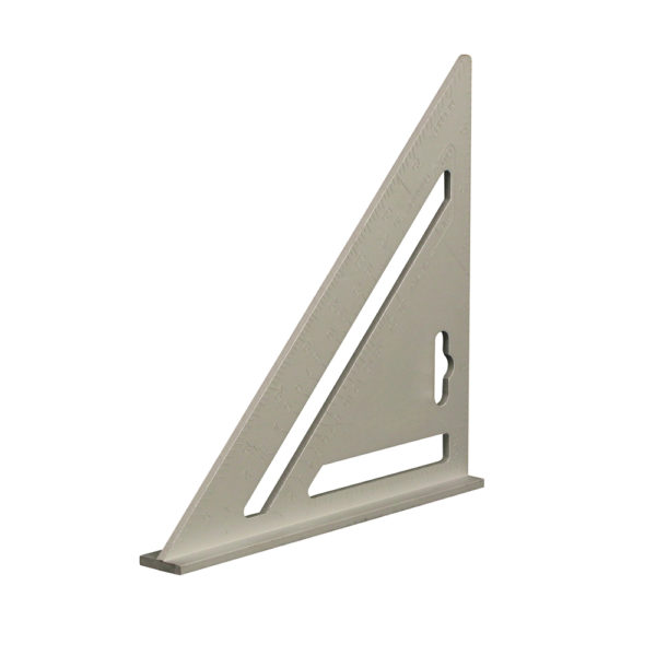 "Silverline 'Heavy-Duty' aluminium dakbedekkers meetdriehoek 7"" (185 mm)"