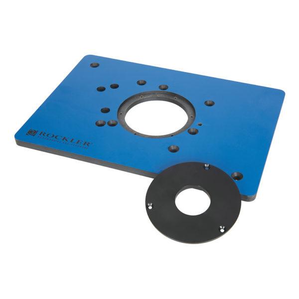 """Rockler Fenol freesplaat voor Triton freesmachines 210 x 298 mm (8-1/4 x 11-3/4"""")"""