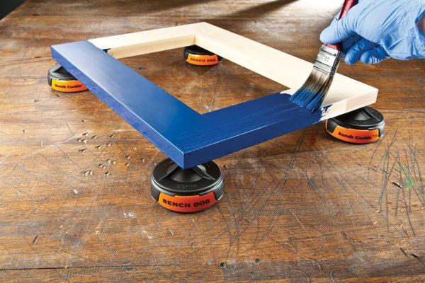 Bench Dog Kegelvormige Bench Cookie™ steunen, 4 pk. 4 pk.