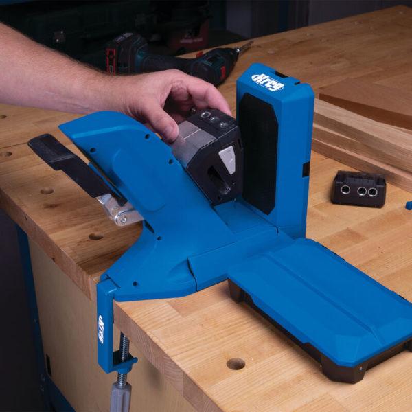 Boormal voor micro-pocketholes voor Kreg Jig 720(PRO)