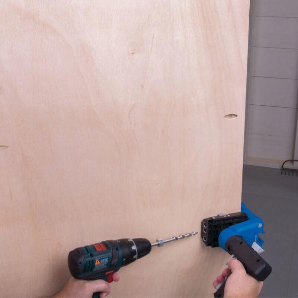Kreg Jig 520 PRO pocketholemal voor houtverbinding