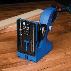 Kreg Jig 720 PRO pockethole boormal voor houtverbinding