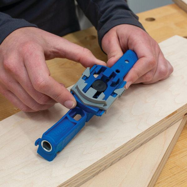 KREG® Kreg Jig® Pocket-Hole Jig 310 & 320 Klem Adapter