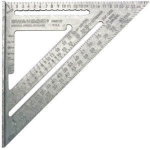 swanson metrische dakkdekkersdriehoek van 25cm